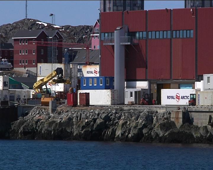 Intern kritik af havnebeslutning