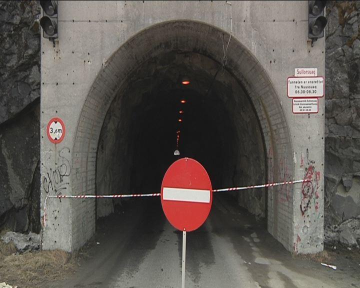 Kvinde voldtaget i tunnelen