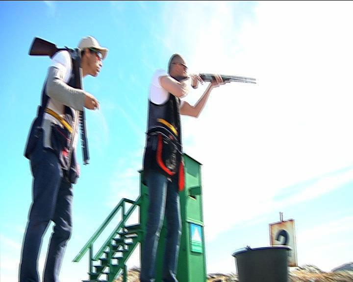Skydning med for første gang til Island Games