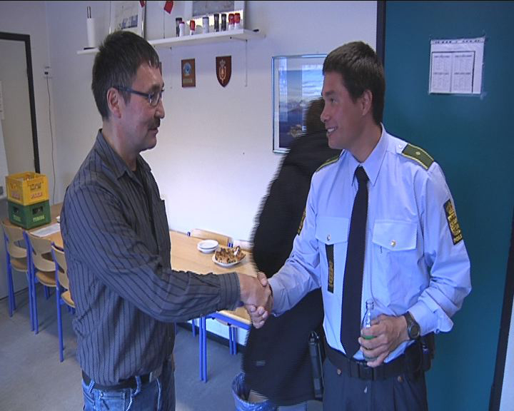 To helte fik dusør af Politimesteren