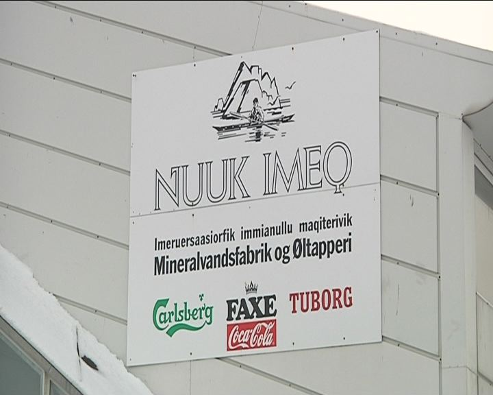 Nuuk Imeq i Naalakkersuisuts hænder