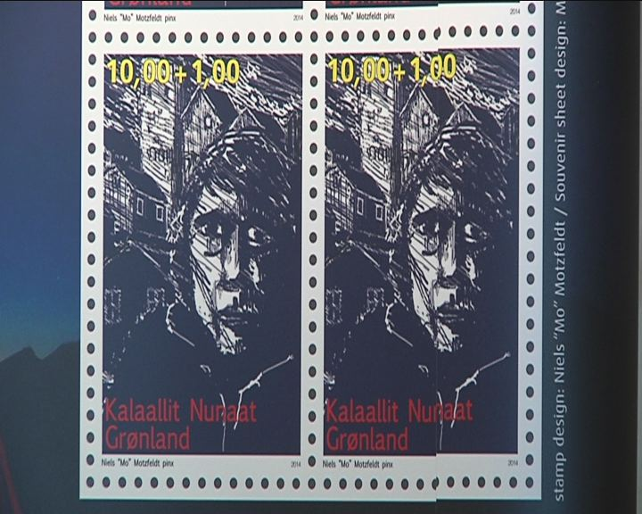 Fokus på hjemløse via frimærker