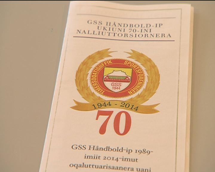 GSS 70 år