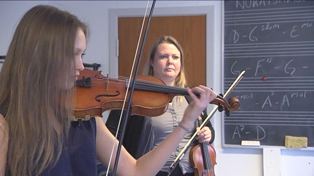 Musikskolen til Paamiut