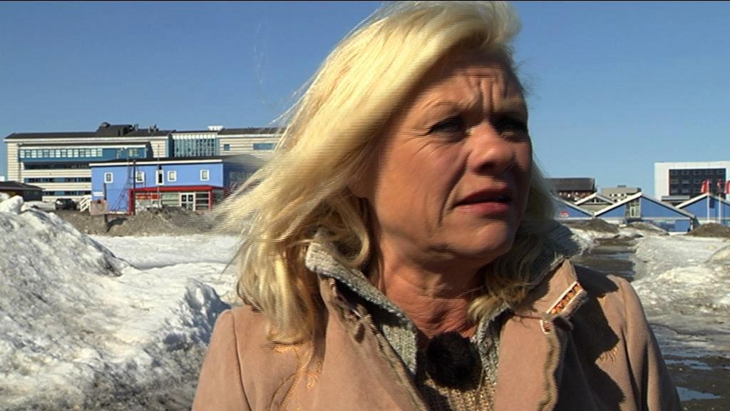 Pernille Højmark om Nuuk
