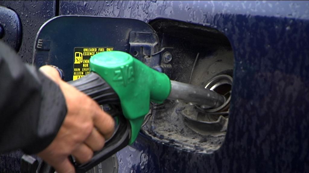 Brændstofpriserne falder