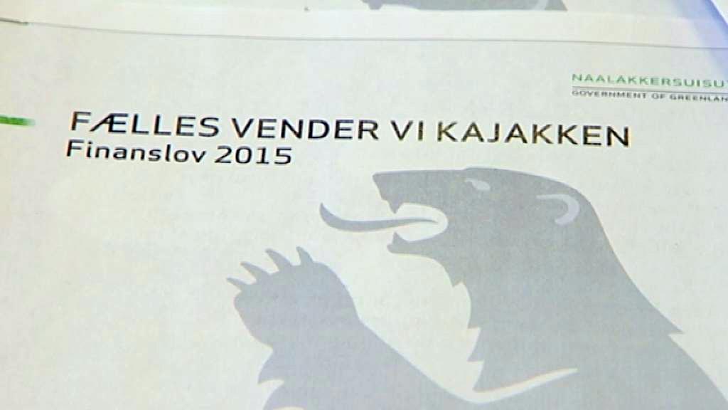 Hårde år for familien Grønland