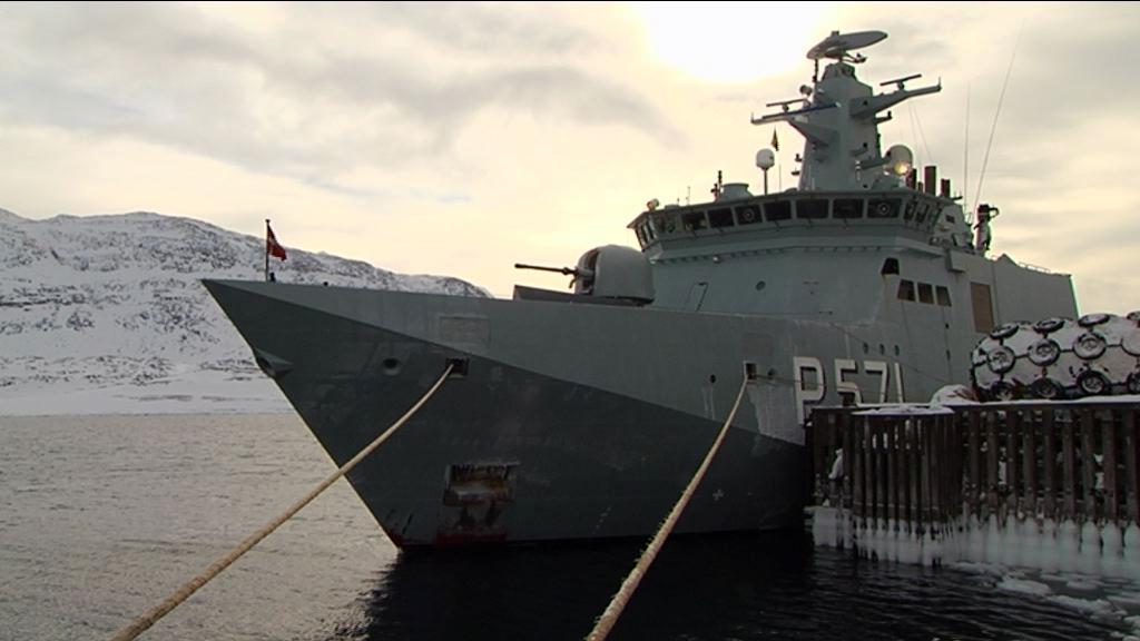 Forsvaret i Nuuk