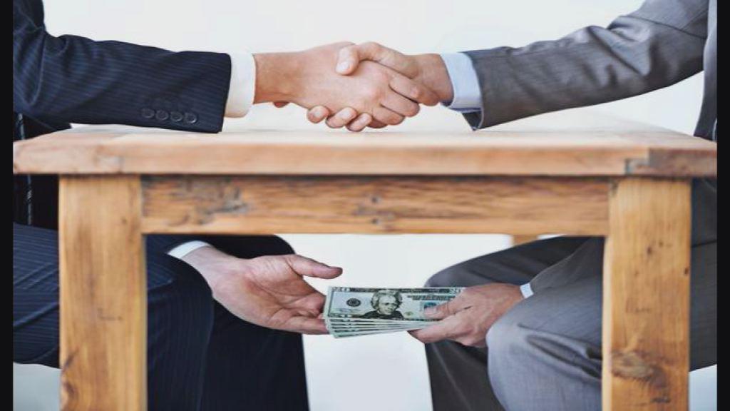 Anti-korruptions politik