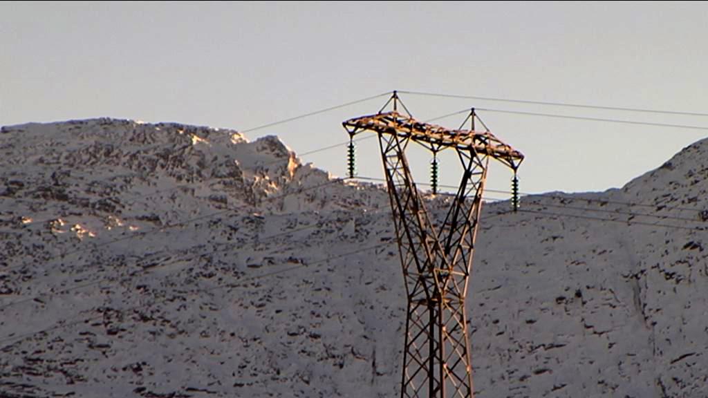Nuuk uden strøm