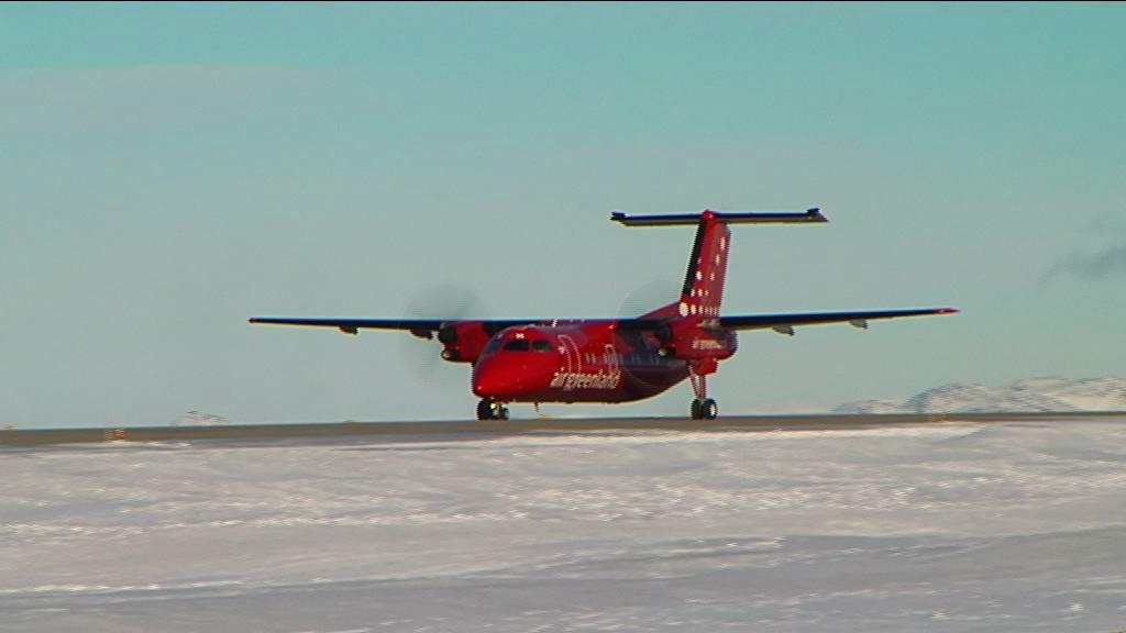 Sermersooq vil overtage Nuuk Lufthavn