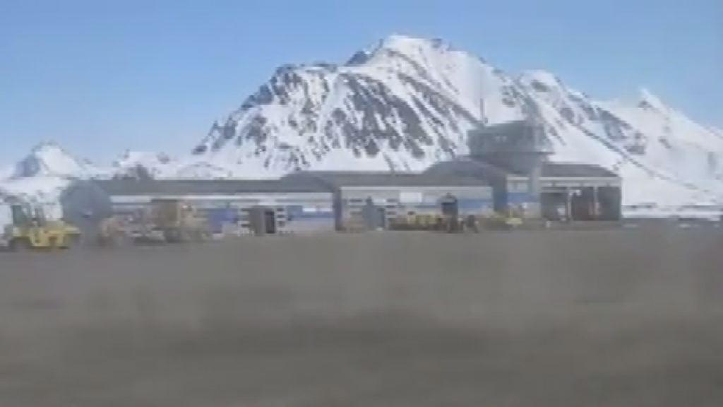 Ny lufthavn i Ittoqqortoormiit i 2017