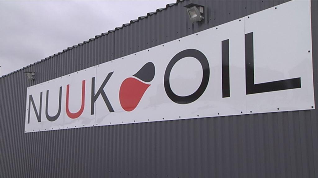 Det nye tankanlæg Nuuk Oil i Qinngorput er åbnet