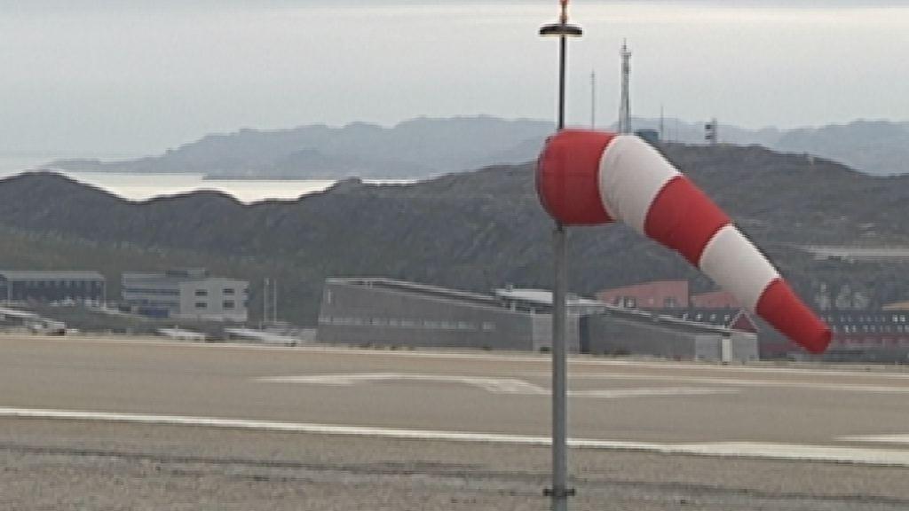 En atlantlufthavn i 2018 er indenfor rækkevidde
