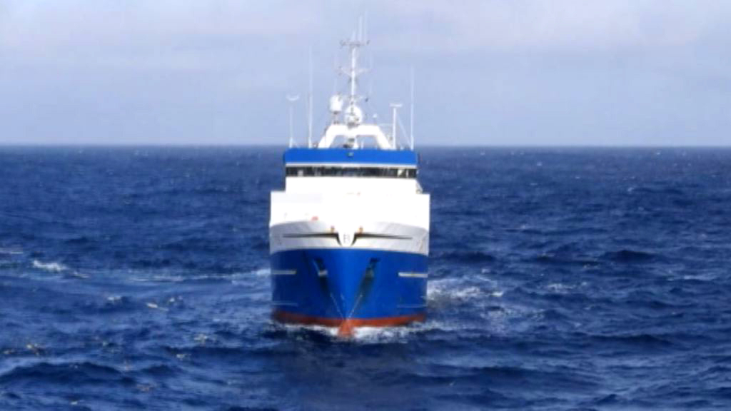 Grønlandske makrelfiskere er stråmænd