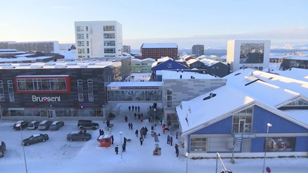 Købekraften er faldet kraftigt i Nuuk