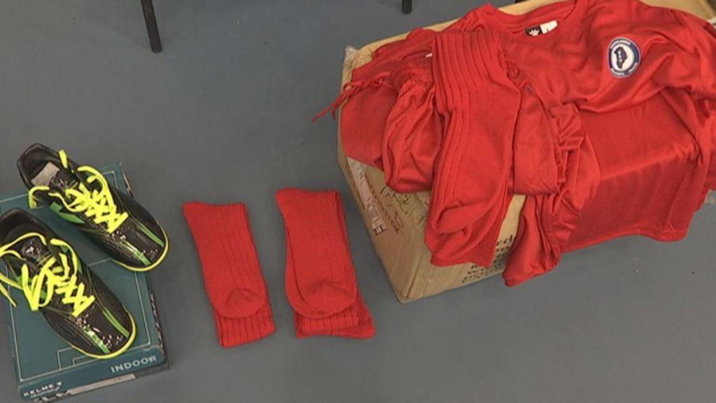 Tøj til hjemløse