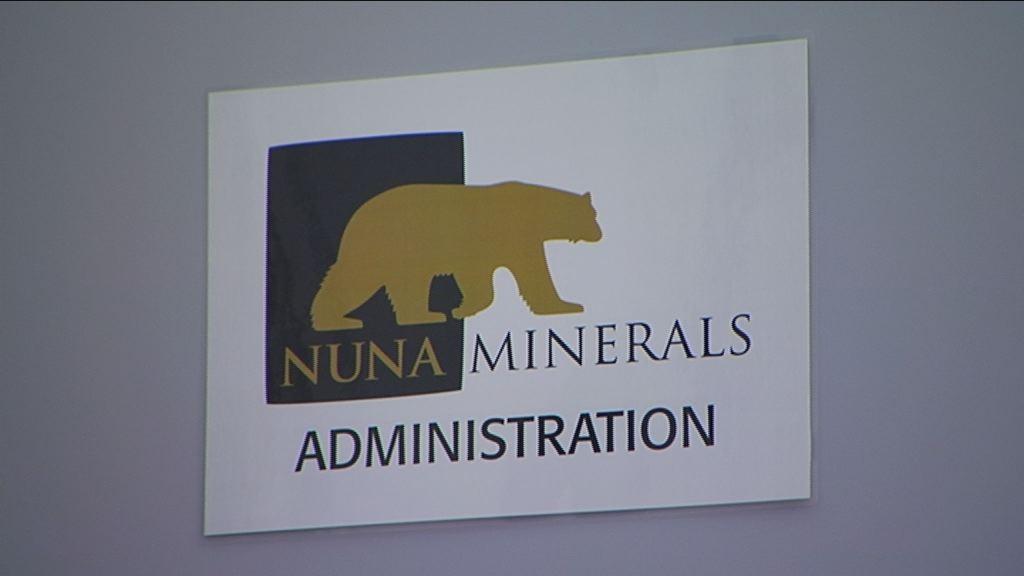 Selvstyret ude af Nuna Minerals