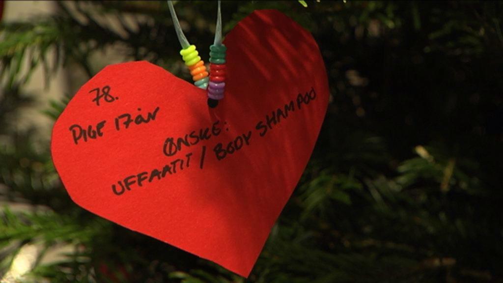 Frivillige gør et stort julearbejde