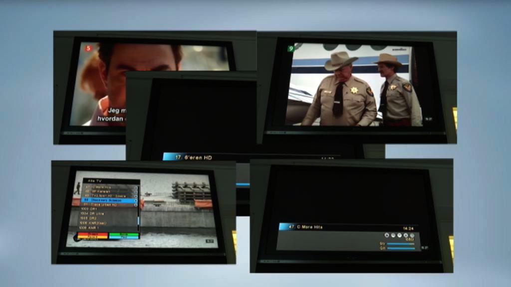 Forhandlinger kan give sort skærm