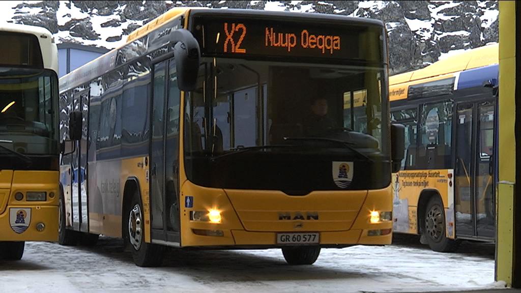 2 nye busser