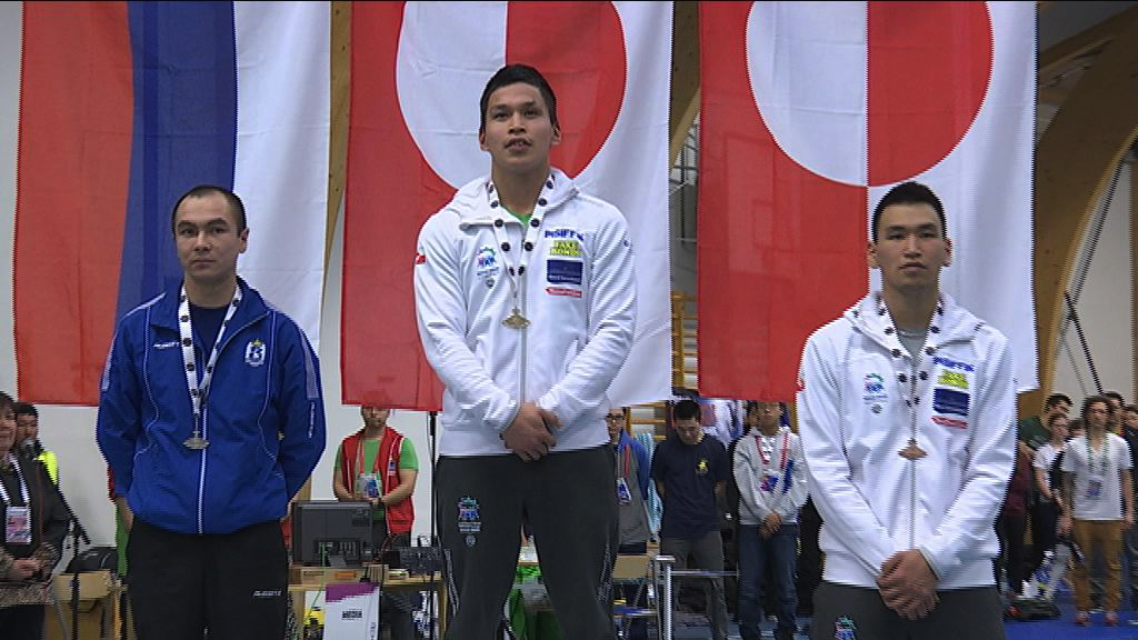 Medaljeregn til Grønland