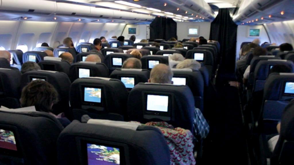 Mange flere passagerer