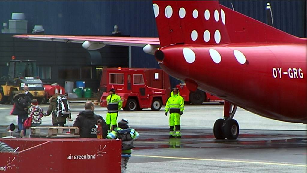 Flugten fra Grønland