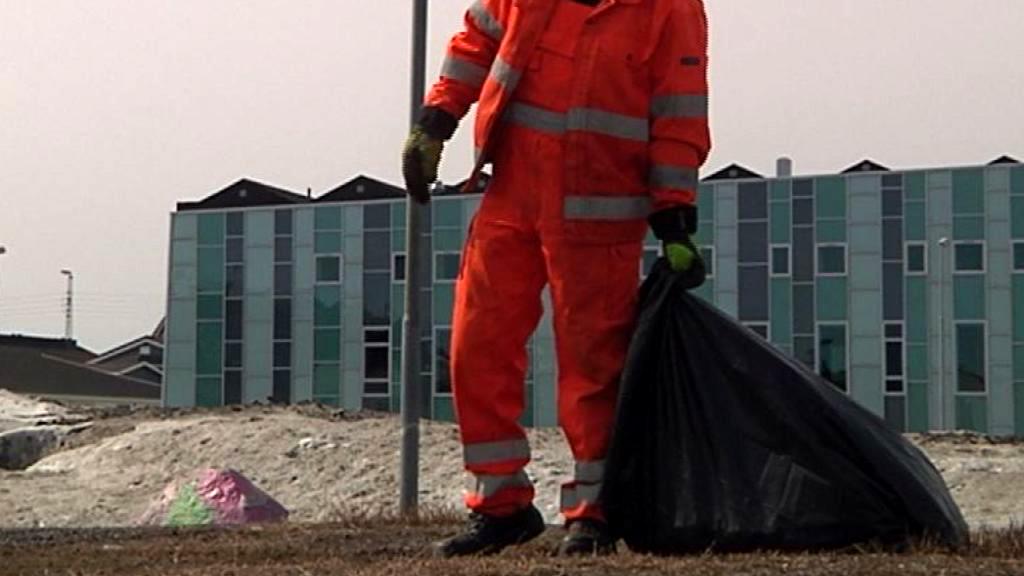 Seks byer er renset