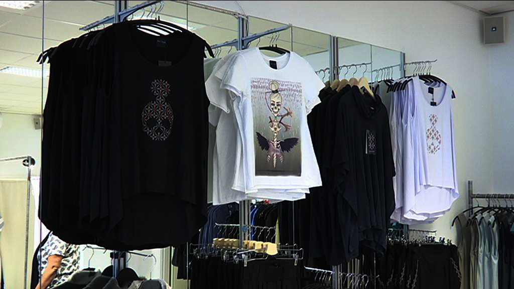 Designer fem jakker