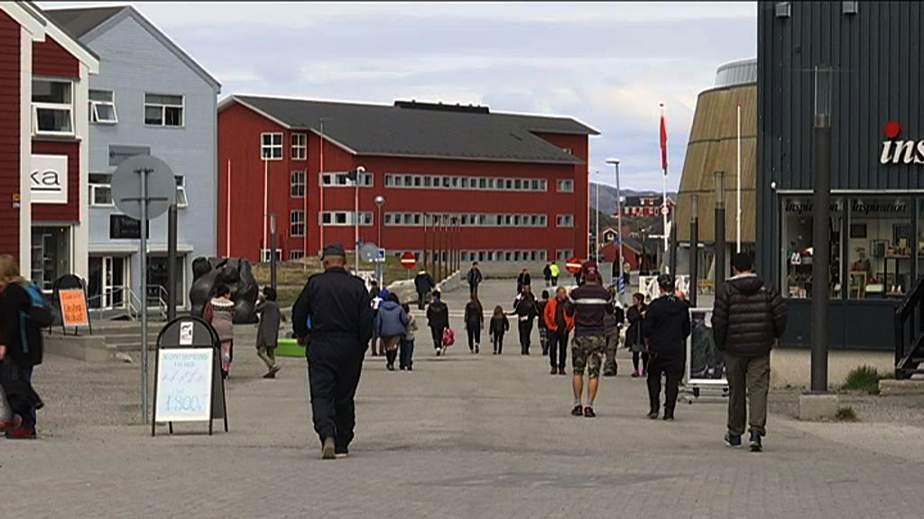 Folkemøde i Nuuk