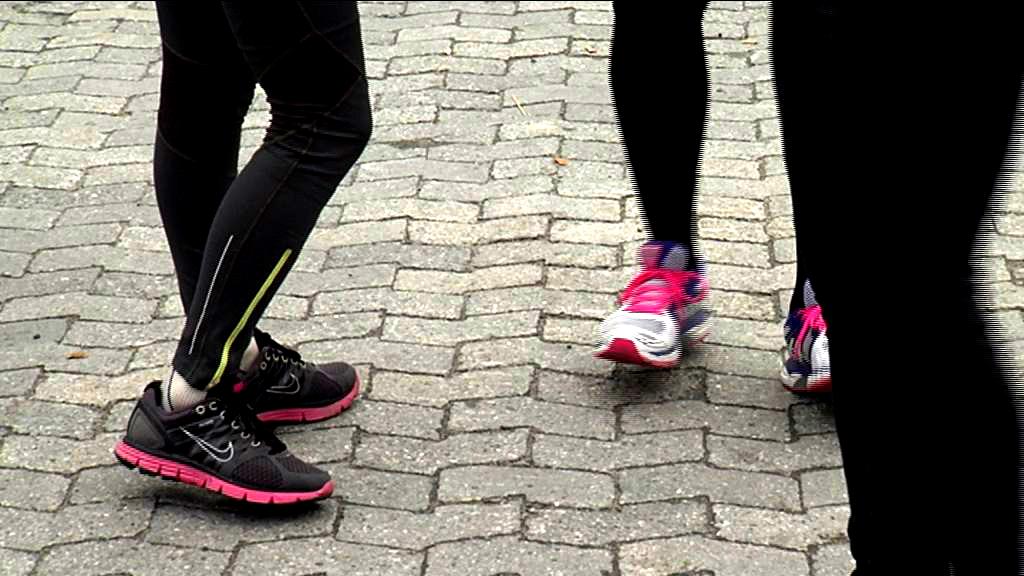 Kang Nu Running Race