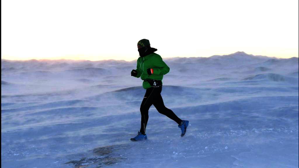 63 km løb for sin fætter