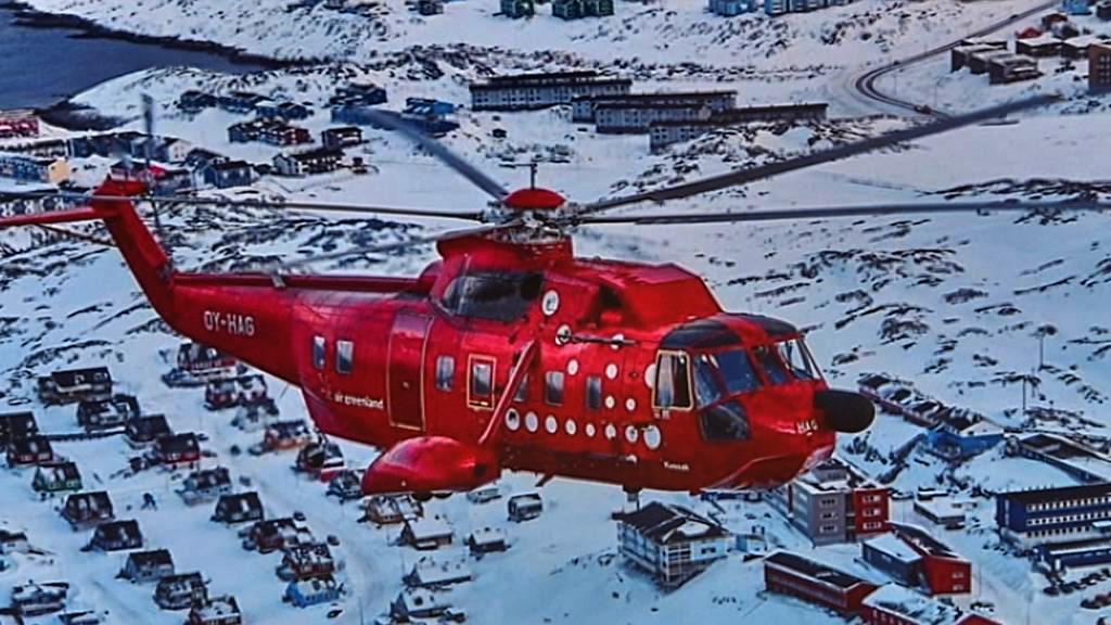 Fyringer i Air Greenland