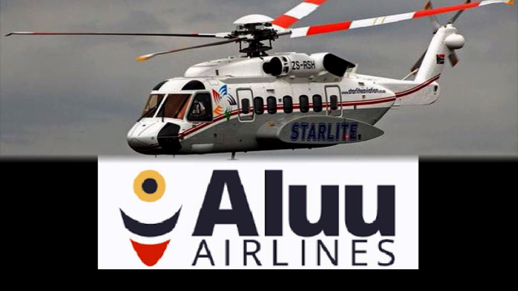 Aluu Airlines A/S