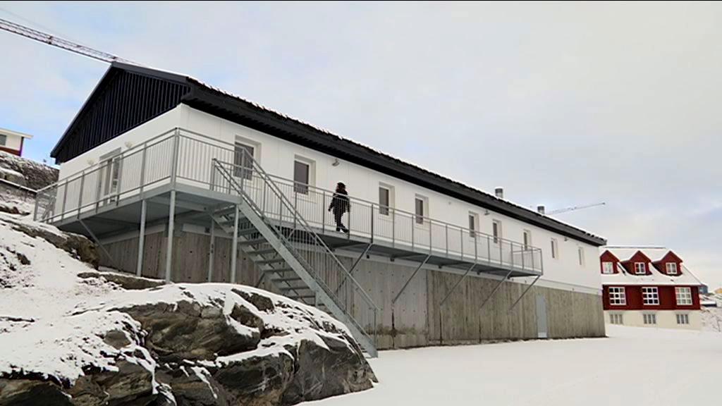Nødherberg i Nuuk