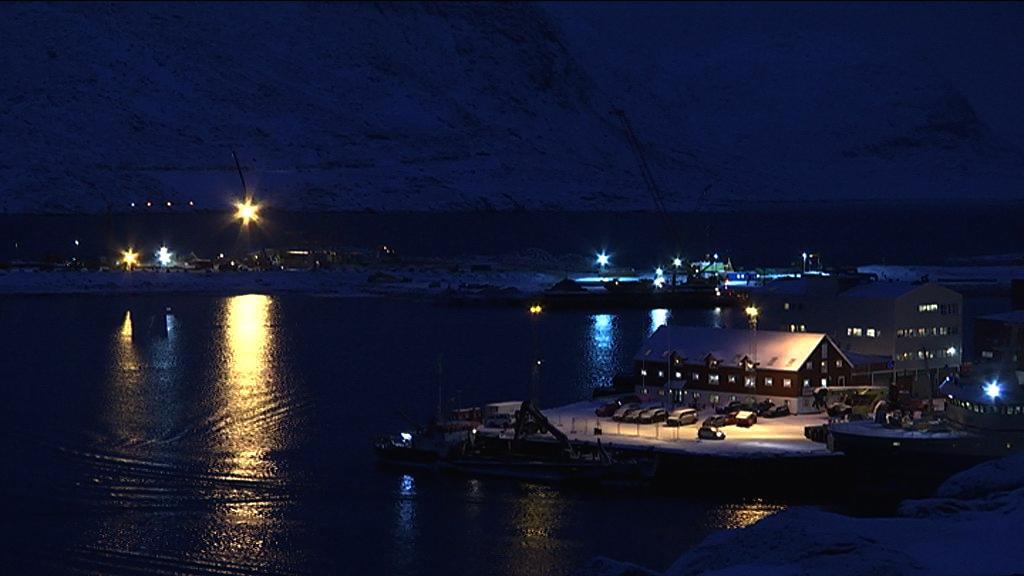 Varselskud i Nuuk