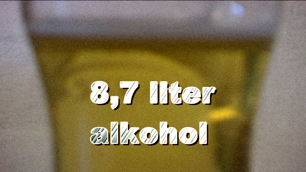 Vi drikker mere