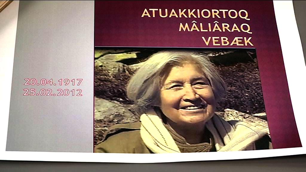 Maaliaaraq 100 år