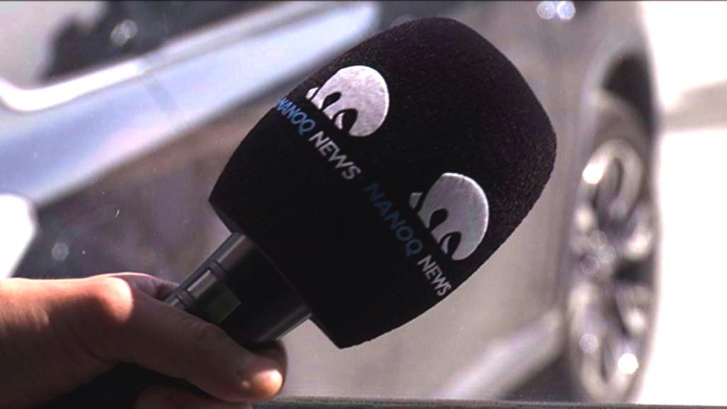 Det er slut med Nanoq News i KNR
