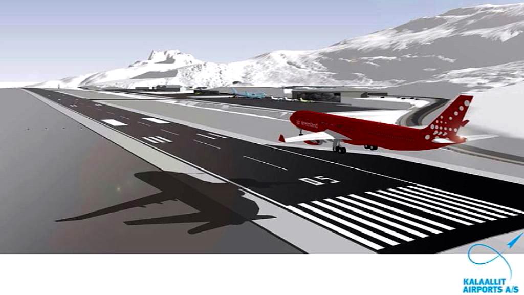 Vil bygge syv lufthavne