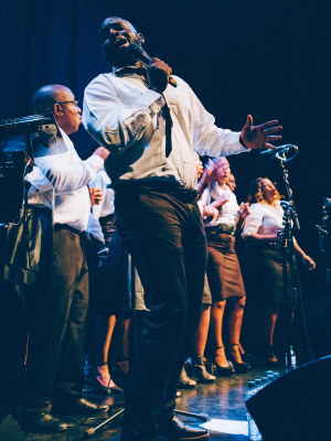 Gospel Singers Incognito at The New Wolsey Theatre, Ipswich