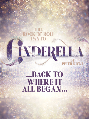 Cinderella at The New Wolsey Theatre, Ipswich