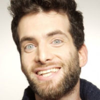 Comedian Dan Antopolski