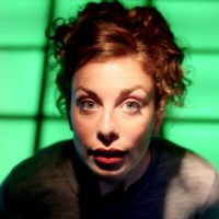 Comedian Helen Duff