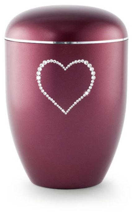 1529 crystal vinr%c3%b8d swarovski hjerte