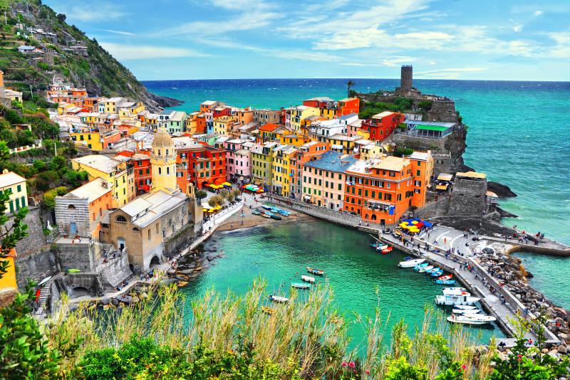 10 posti da visitare in Liguria