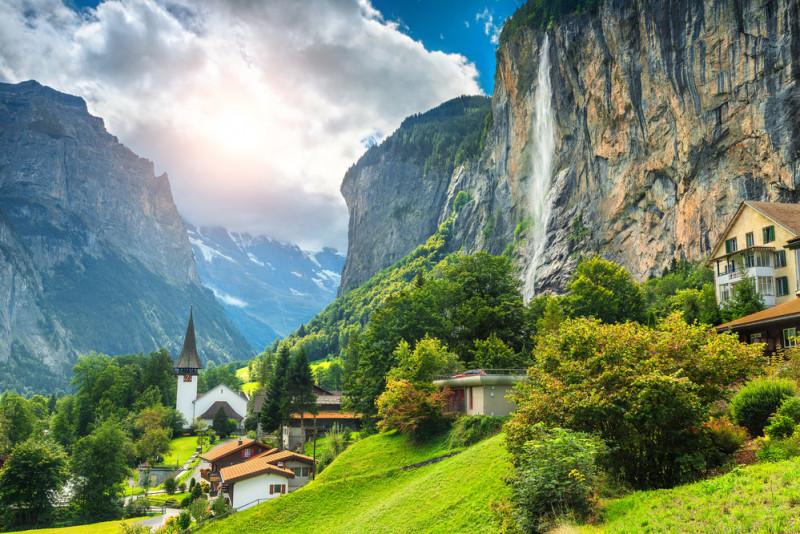 I 5 posti più belli della Svizzera