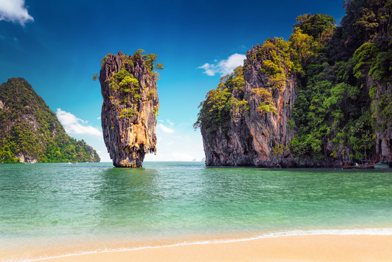 5 itinerari per visitare la Thailandia