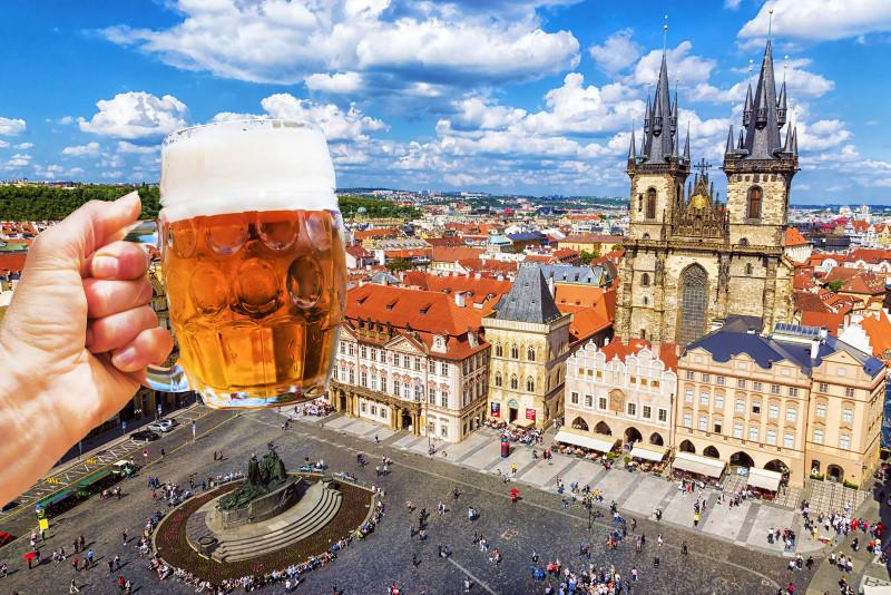 Le 5 migliori birrerie di Praga